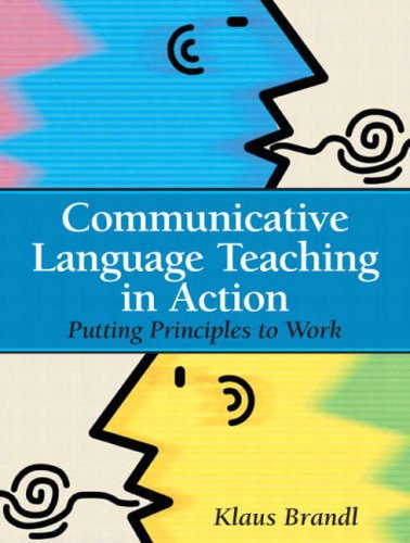 Communicative Language Teaching in Action Putting Principles to Work  2008 edition cover