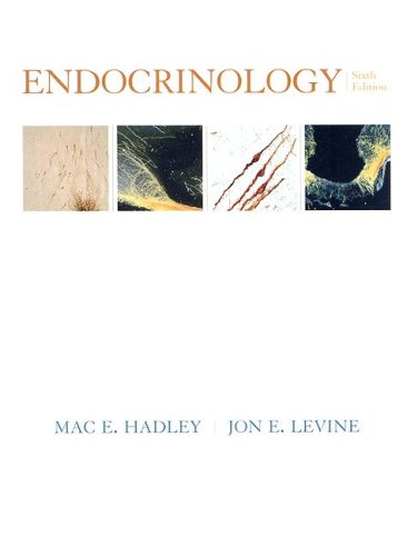 Endocrinology  6th 2007 (Revised) edition cover