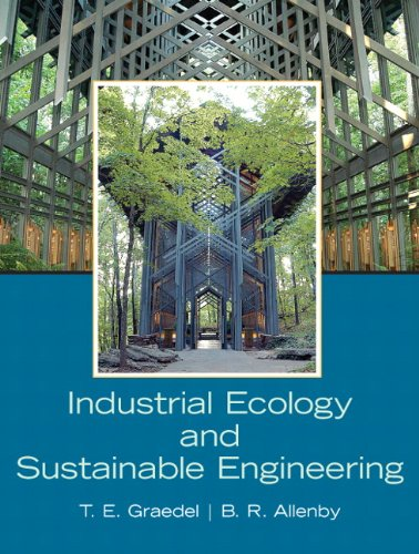 Industrial Ecology and Sustainable Engineering   2010 edition cover