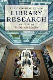 The Oxford Guide to Library Research:   2015 edition cover