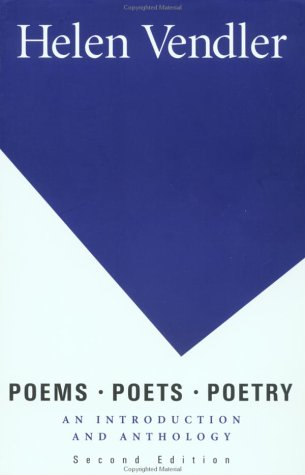 Poems, Poets, Poetry : An Introduction and Anthology 2nd 2002 edition cover