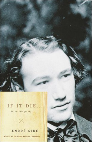 If It Die . . . An Autobiography  2001 edition cover
