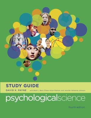 Psychological Science  4th edition cover