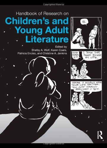 Handbook of Research on Children's and Young Adult Literature   2011 edition cover