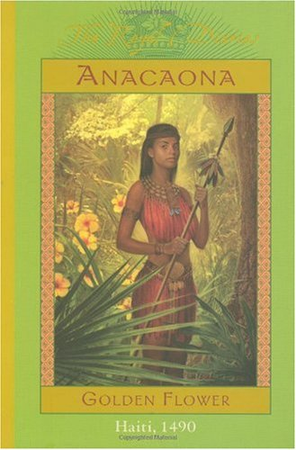 Anacaona Golden Flower, Hati 1490  2005 edition cover