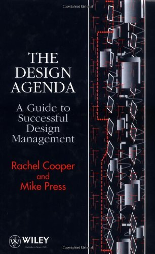 Design Agenda A Guide to Successful Design Management 1st 1995 9780471941064 Front Cover