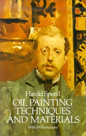 Oil Painting Techniques and Materials  48th 1987 (Reprint) edition cover