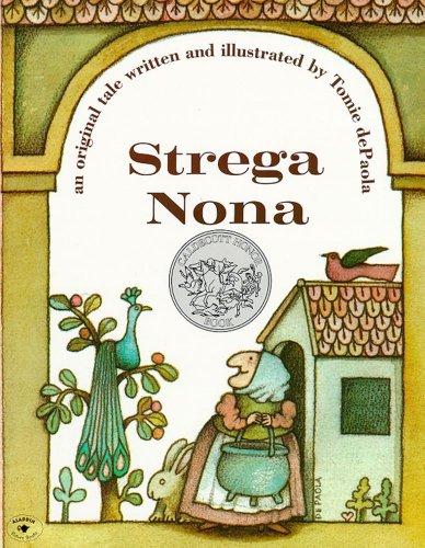 Strega Nona   1975 edition cover