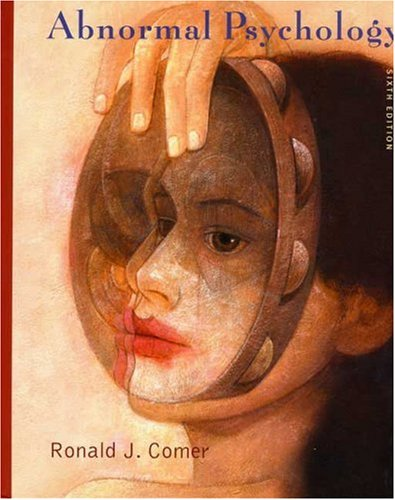 Abnormal Psychology  6th 2007 (Revised) edition cover