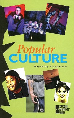 Popular Culture  2006 9780737731064 Front Cover