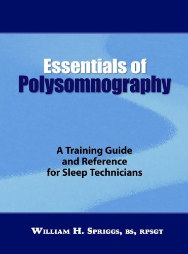 Essentials of Polysomnography   2008 edition cover
