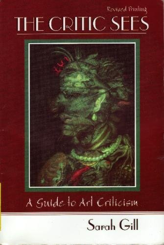 Critic Sees A Guide to Art Criticism  1999 (Revised) edition cover