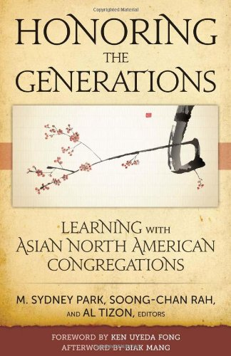 Honoring the Generations Learning with Asian North American Congregations  2012 edition cover