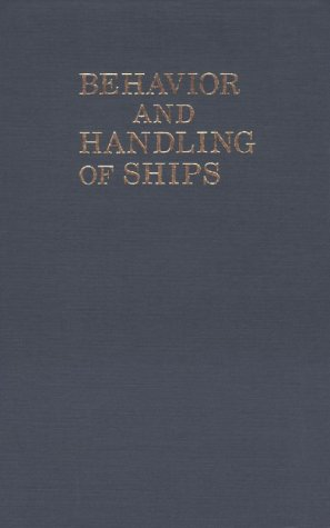 Behavior and Handling of Ships  N/A edition cover