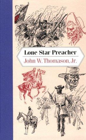 Lone Star Preacher  Reprint 9780875651064 Front Cover