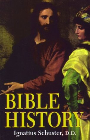Bible History  Reprint  edition cover