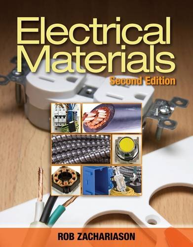 Electrical Materials  2nd 2012 edition cover