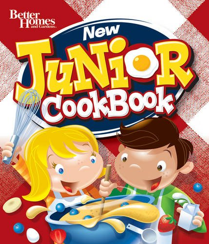 New Junior Cookbook  8th 2012 9781118146064 Front Cover