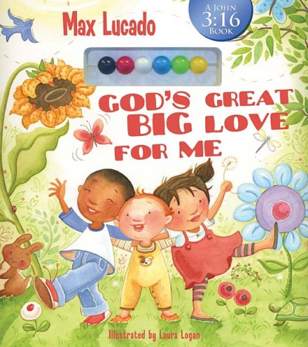God's Great Big Love for Me   2008 9781400311064 Front Cover