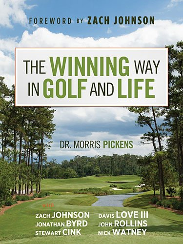 Winning Way in Golf and Life   2014 9781400324064 Front Cover