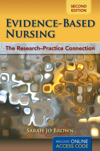 Evidence-Based Nursing  2nd 2012 edition cover