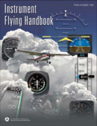 Instrument Flying Handbook Faa-h-8083-15a  2008 edition cover