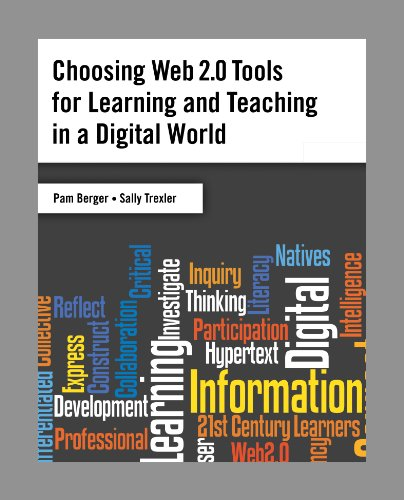 Choosing Web 2.0 Tools for Learning and Teaching in a Digital World   2010 edition cover