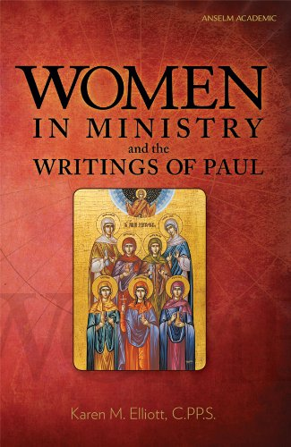 Women in Ministry and the Writings of Paul  N/A edition cover