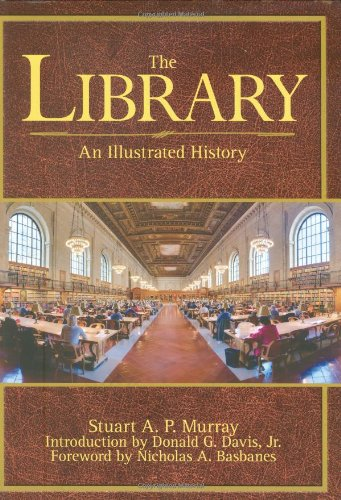 Library An Illustrated History  2009 edition cover