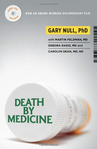 Death by Medicine  N/A edition cover
