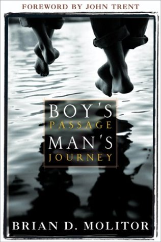 Boy's Passage, Man's Journey   2004 edition cover