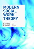 Modern Social Work Theory  4th 2014 edition cover