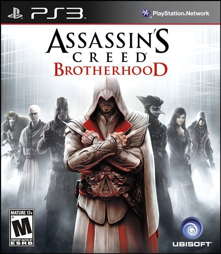 Assassin's Creed: Brotherhood - Playstation 3 PlayStation 3 artwork