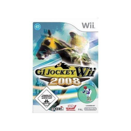 G1 Jockey Wii 2008 Nintendo Wii artwork