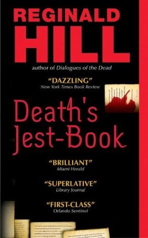 Death's Jest-Book   2003 edition cover