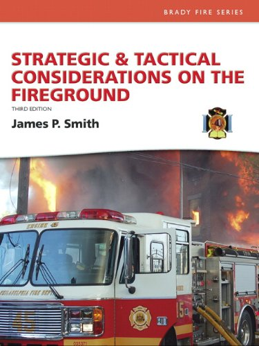 Strategic and Tactical Considerations on the Fireground and Resource Central Fire  3rd 2012 edition cover