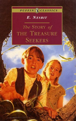 Story of the Treasure Seekers Complete and Unabridged Unabridged edition cover