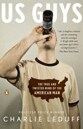US Guys The True and Twisted Mind of the American Man N/A edition cover