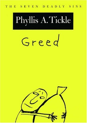 Greed The Seven Deadly Sins  2007 edition cover