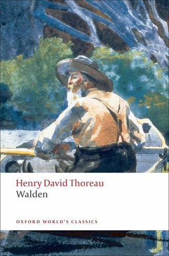 Walden   2008 edition cover