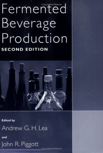 Fermented Beverage Production  2nd 2003 (Revised) edition cover
