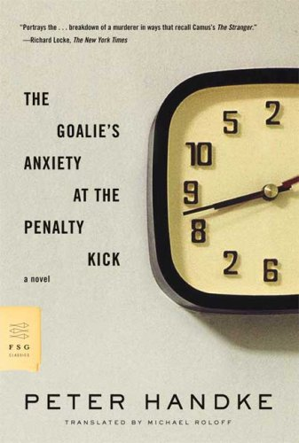 Goalie's Anxiety at the Penalty Kick   2007 edition cover