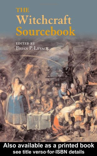 Witchcraft Sourcebook   2003 edition cover