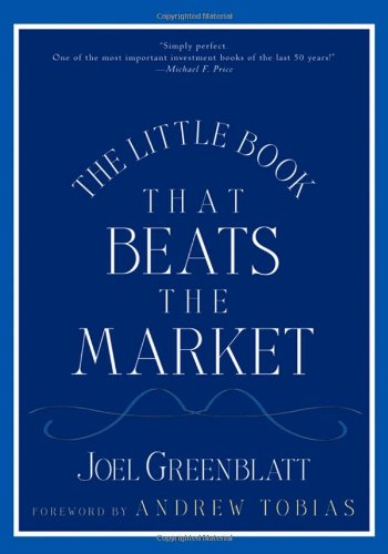 Little Book That Beats the Market   2006 edition cover