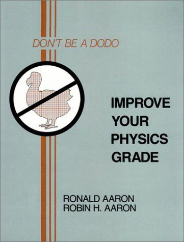 Improve Your Physics Grade  1st 1984 9780471890065 Front Cover