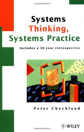 Systems Thinking, Systems Practice Includes a 30-Year Retrospective  1999 edition cover
