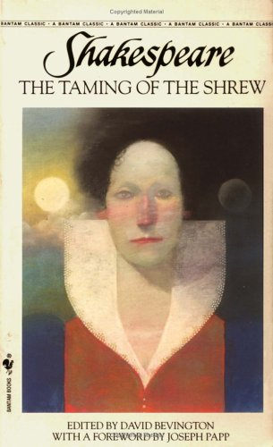 Taming of the Shrew  N/A 9780553213065 Front Cover