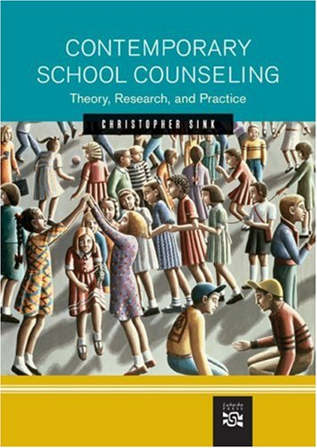 Contemporary School Counseling Theory, Research, and Practice  2005 edition cover