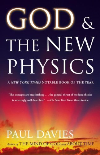 God and the New Physics   1983 (Reprint) edition cover