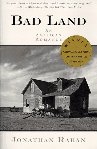 Bad Land An American Romance N/A edition cover
